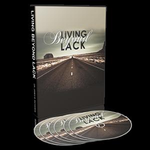 living beyond lack