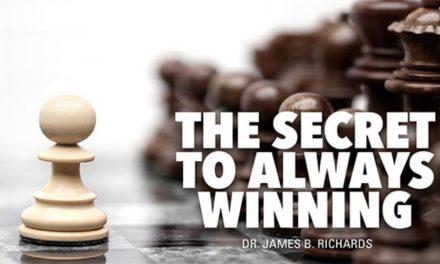 The Secret to Always Winning