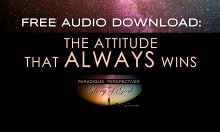 Paradigms, Perspectives, and The Glory of God Free Audio