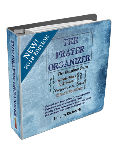The Prayer Organizer: 2018 Edition