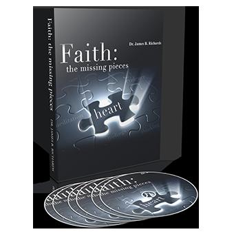Faith: The Missing Pieces