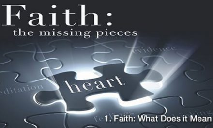Faith the Missing Pieces