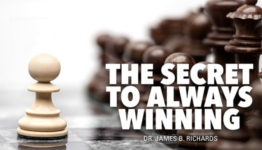 The Secret to Always Winning