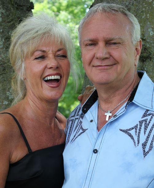 Jim and Brenda Richards