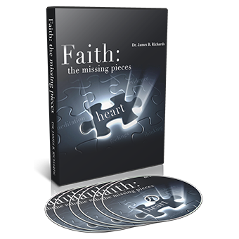 Faith: The Missing Pieces