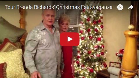 Jim and Brenda Richards Christmas Open House