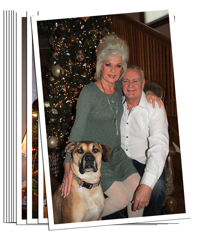 Jim and Brenda Richards Christmas 2016 Photo Album