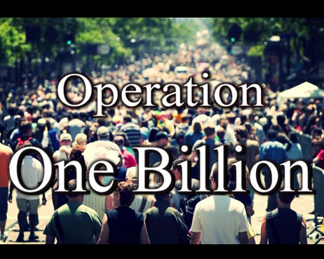Operation-One-Billion