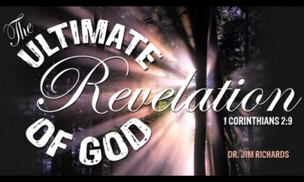 The Ultimate Revelation of God