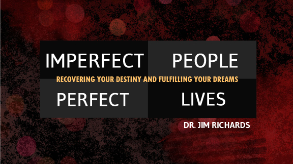 Imperfect People, Perfect Lives