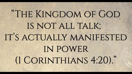 Doctrine or Power?