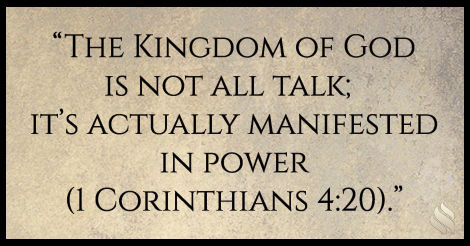 Doctrine or Power?