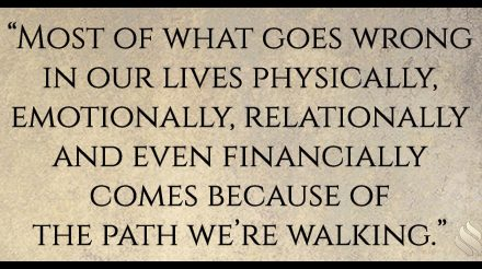 Walking the Path of Life