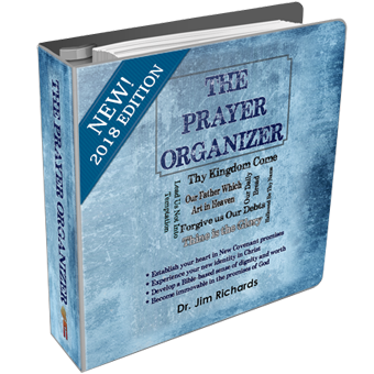 The Prayer Organizer 2018 Edition