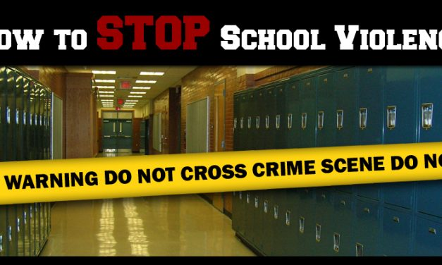 How to Stop School Violence