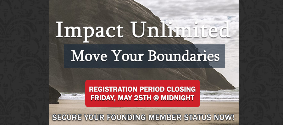 Impact Unlimited-Founding Member