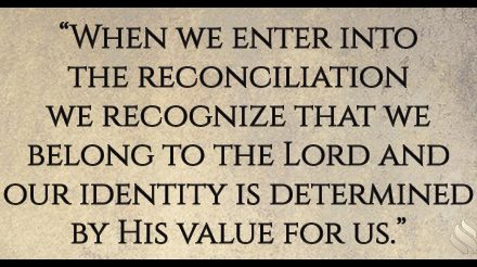What does reconciliation mean for me?