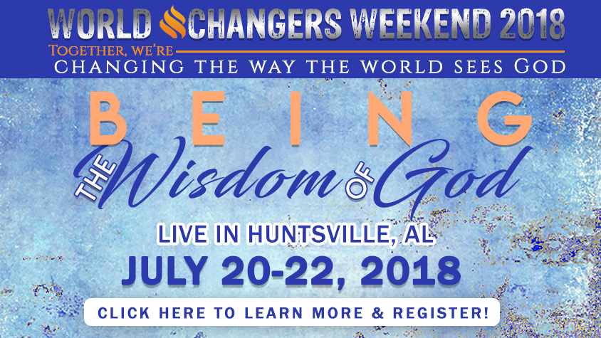 World Changers Weekend 2018