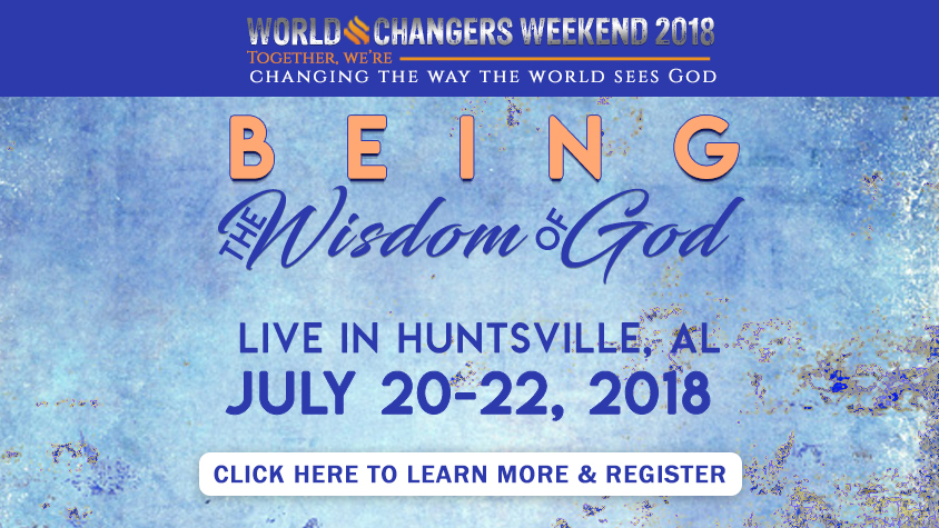 World Changer Weekend 2018