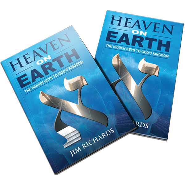 Heaven on Earth-the Hidden Keys to Gods Kingdom-Book