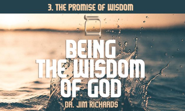 Being the Wisdom of God