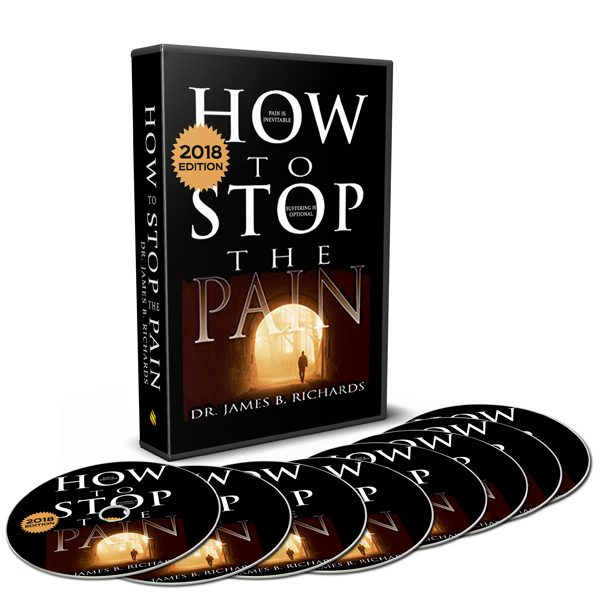 How to Stop the Pain-on CD