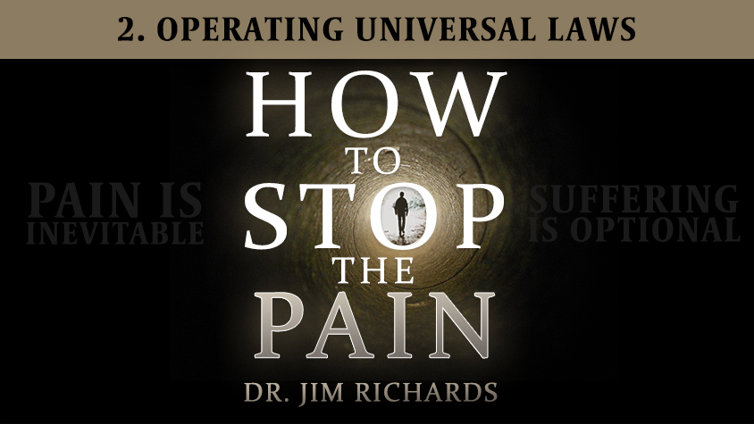 Operating Universal Laws