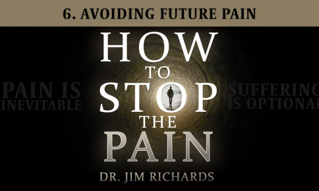 Current Series: How to Stop the Pain-2018