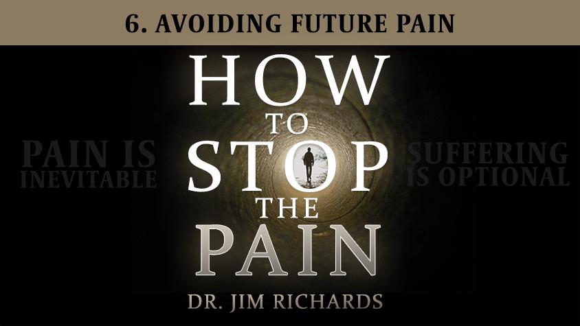 Avoiding Future Pain