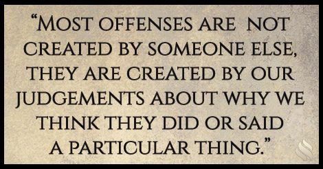 Why are so many people so easily offended?