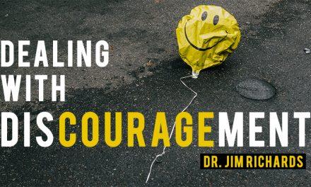 December Cyber Church: Dealing with Discouragement